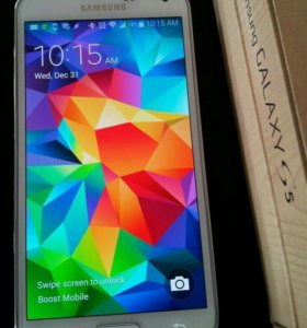 SAMSUNG GALAXY ( S5 ) 16GB