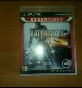 Battlefield4 для Ps3