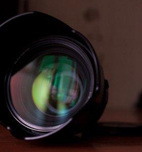 Объектив Sigma 50 F1.4 EX DG HSM для Canon EF