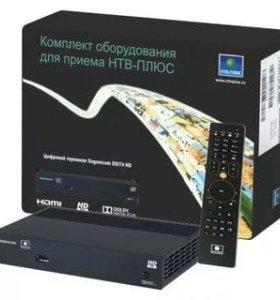 Ресивер НТВ плюс HD