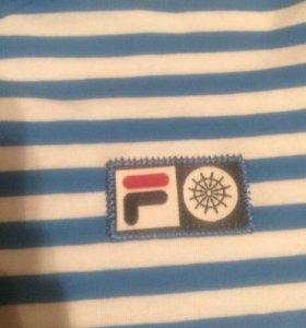 футболка fila фила