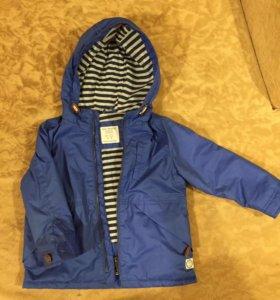 Куртка деми на мальчика ZARA