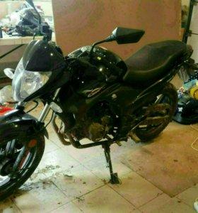 Мотоцикл Wels CBR300/300