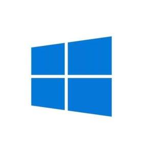 Переустановка Windows XP,7, 8.1, 10