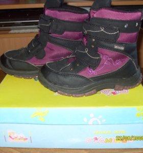Ботинки Фламинго р.27