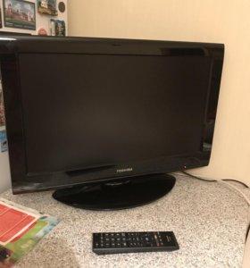 Toshiba телевизор 22 дюйма