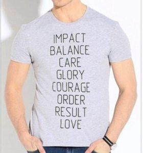 Новые футболки (L)
