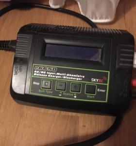 """Зарядное устройство SkyRC """"e6650"""" 6A/220V"""