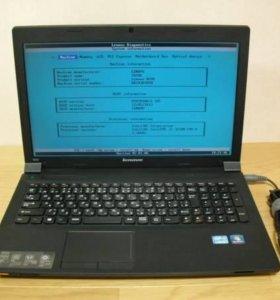 Мощный Lenovo B590 i5 новое состояние