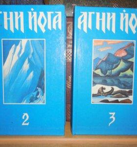 Агни йога. 2 и 3 том