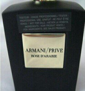 """Тестер Giorgio Armani """"Armani Privé Rose d'Arabie"""""""