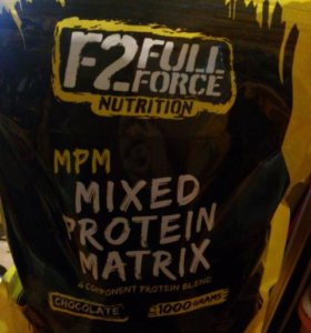 F2 Full Force MPM mixed protein matrix шоколад