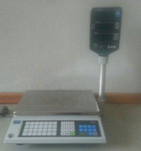 Весы CAS AP-15EX