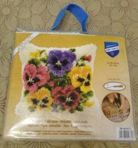 """Набор """"Букет цветов"""" для вышивания ковроткачества"""