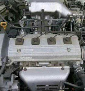 Двигатель 5а fe 2000г на запчасти (генератора нет