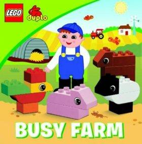 Лего дупло ферма