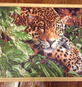 Шикарный леопард