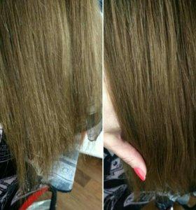 Полировка волос (против секущихся кончиков)