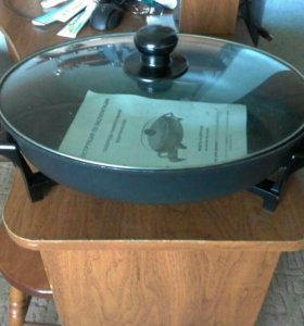Электрическая сковорода CRTP 150E