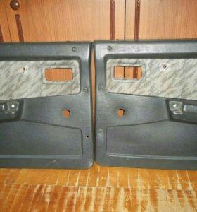 Задние обшивки дверей ВАЗ