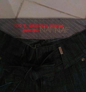 Джинсы/брюки Naf-naf
