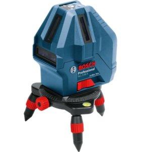 Лазерный уровень bosch gll 5-50x