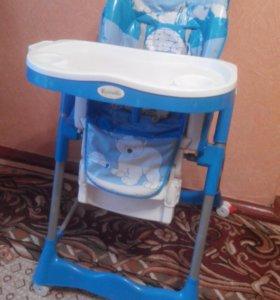 Продам стульчик детский. Торг.