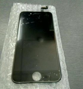 Дисплей+сенсор Iphone 6S черный ААА