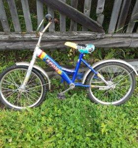 Чульман! Велосипед детский