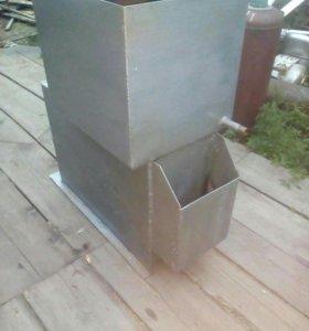 Новая печь для бани.
