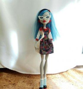 Куклы Monster High. Клео де Нил и Гулия Йэлпс.