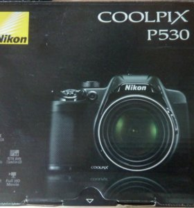 Цифровой фотоаппарат Nikon p 530