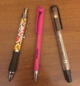Ручки (чернила нужно вставить)