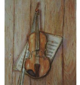 Рисунок 30×42см