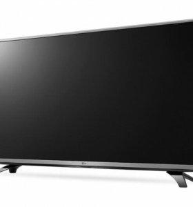 Продам телевизор LG 43lh45