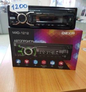 Автопроигрыватель Dexp MXD1212