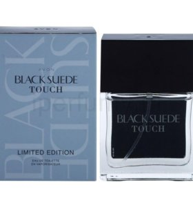 Avon Black Suede Touch .
