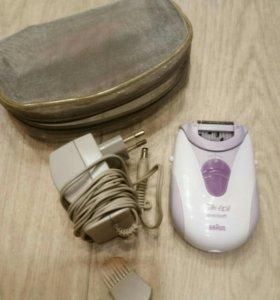 Эпилятор braun silk epil eversoft