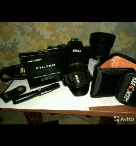Nikon D5200 полный набор