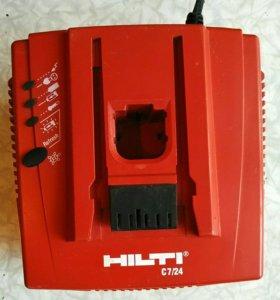 Hilti C7/24 зарядное устройство