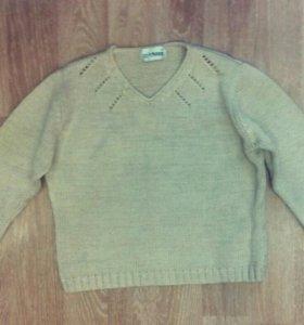 Укореченный свитер