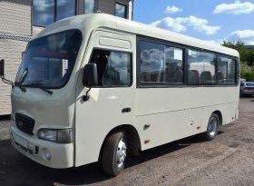 Автобус Hyundai County Euro 2 2007г. Торг.