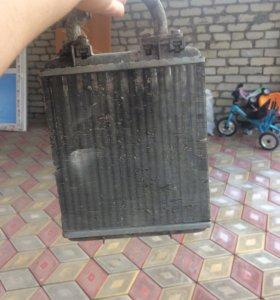 Радиатор печки ващ