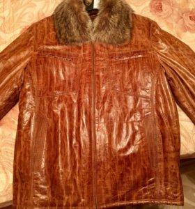 Мужская дубленка/куртка