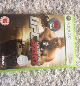 UFC Undisputed 2010 на Xbox 360