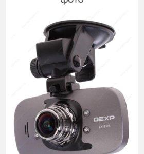 Видеорегистратор Dexp