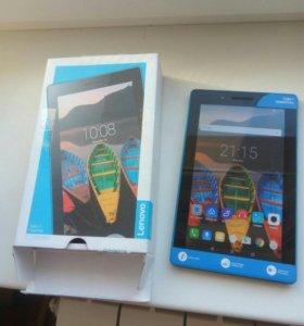 """Lenovo Tab 3 710i 3G - экран 7"""", 4 ядра, 3G"""