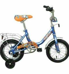 Велосипед детский FORWARD Barsik 12