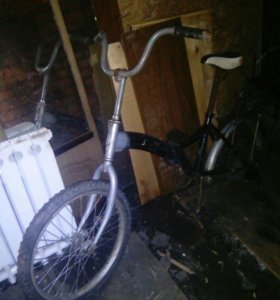 Велосипед без калеса