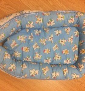 Кокон для новорождённого. В идеальном состоянии.